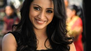 Actress Trisha  Hot and Spicy Photoshoot