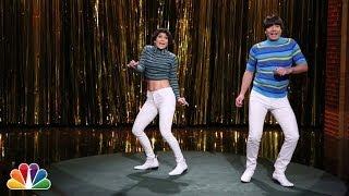 """Tight Pants"" with Jimmy Fallon & Jennifer Lopez"