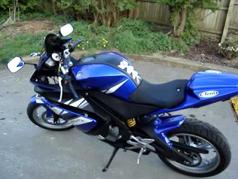 Yzf R125 Mods Yamaha Yzf-r125 With Loads of