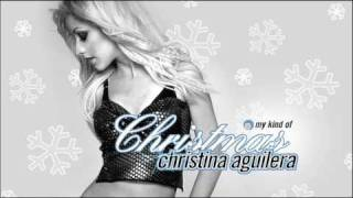 Watch Christina Aguilera Silent Night Noche De Paz video