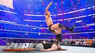 24 People's Elbows that electrified the masses: WWE Fury