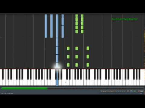 [how To Play] Carly Rae Jepsen - Call Me Maybe On Piano video