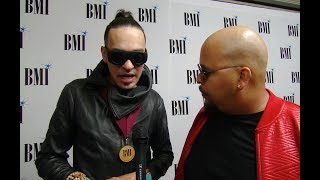 The Best Part of Songwriting at the 2018 BMI Latin Awards