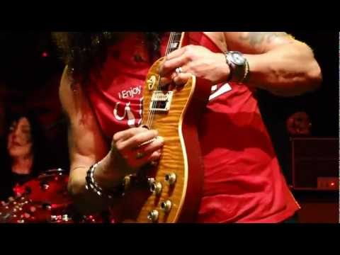 Slash Ft. Myles Kennedy - Slash's Solo   Anastasia (sound Academy, Toronto, On - 09 23 12) video