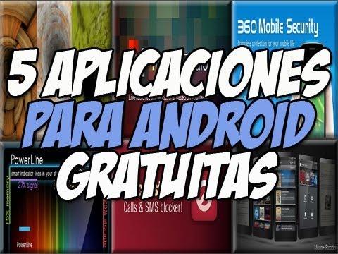 5 Aplicaciones para android GRATUITAS | Fondo Tunel 3D - Happy tech android