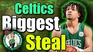Meet The Boston Celtics Biggest Steal Of The 2019 NBA Draft! Is Carsen Edwards The Next Ray Allen?