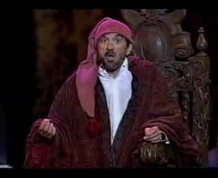Gigi Proietti - Il vecchietto delle favole
