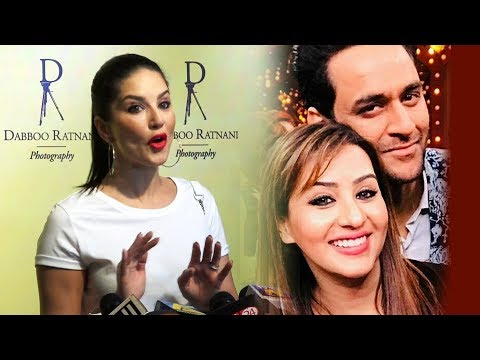 Sunny Leone Reaction On Shilpa Shinde Bigg Boss 11 Winner And Vikas Gupta