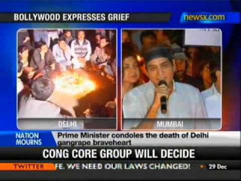 Delhi gangrape: Bollywood mourns victim