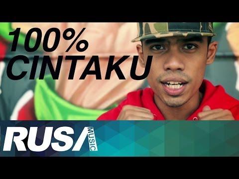 Mas Idayu Feat. Juzzthin & W.A.R.I.S - 100% Cintaku [Official Music Video]