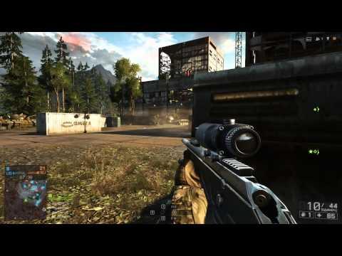 Максимальный уровень в Battlefield 4. 15 серия.