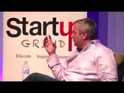 Mark Suster (GRP Partners) at Startup Grind Los Angeles