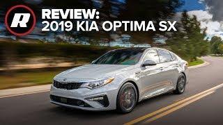 2019 Kia Optima First Drive: More tech across the board