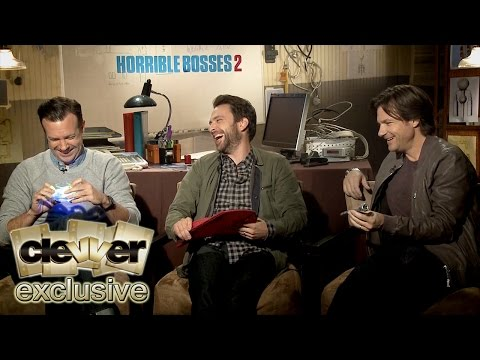 Horrible Bosses 2 Product Pitch - Jason Sudeikis, Charlie Day, Jason Bateman
