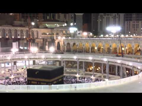 Sheikh Dughrayree First Adhan in Masjid Al Haram