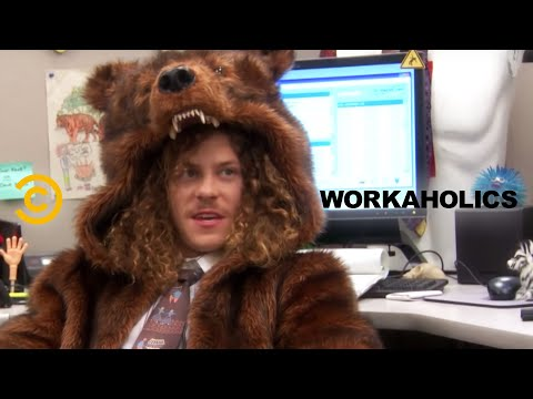 Workaholics: I'm Barfing