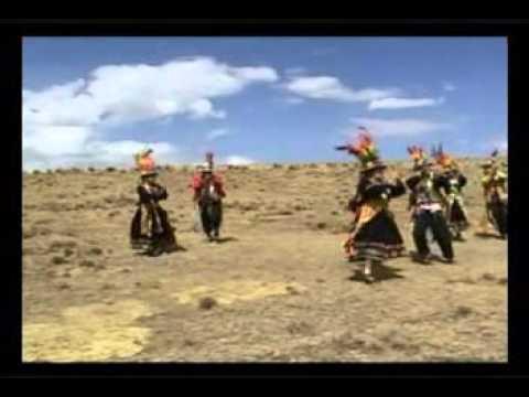 Zapateo Potosino - Danza folklorica de Bolivia