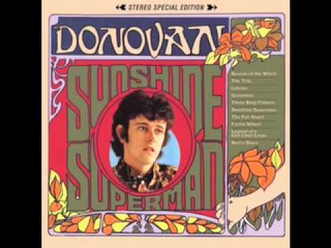 Donovan - Breezes Of Patchulie