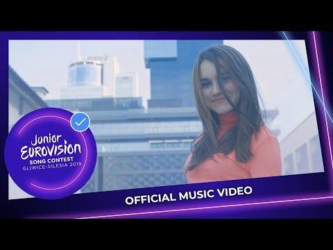 Liza Misnikova - Pepelny (Ashen) - Belarus - Official Music Video - Junior Eurovision 2019