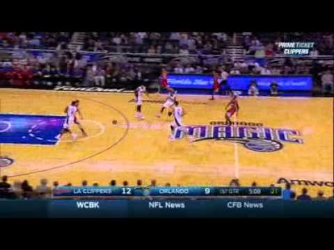 Los Angeles Clippers vs Orlando Magic full highlights Nov 19 2014