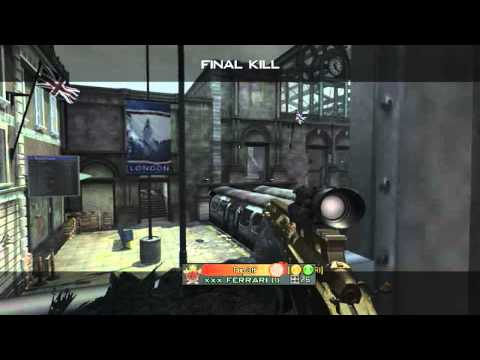 Xxx Ferrari Xxx - Mw3 Game Clip video