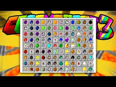 Minecraft crazy craft 3 infinite boss eggs 17 for Crazy craft free download