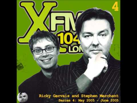 Ricky Gervais XFM  Series 4 Episode 5