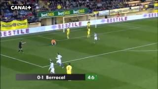 Villarreal - Recreativo 1-1 (24/03/2013) Highlights.