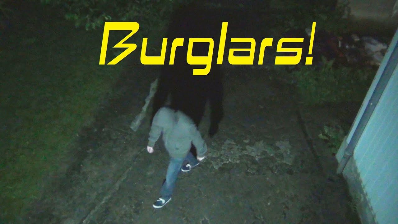 Securing the House Against Burglars