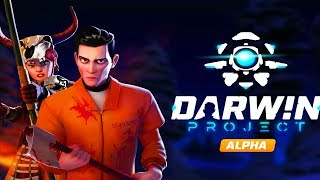 OVERWATCH + FORTNITE = THE DARWIN PROJECT BATTLE ROYALE!
