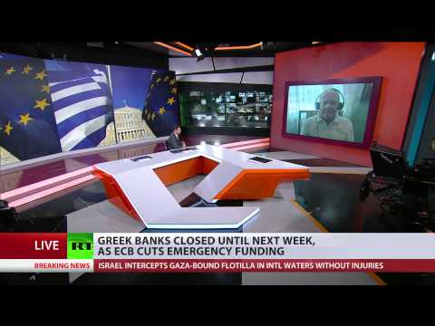 'Greece will collapse this week and people will be terrified' – Jim Rogers