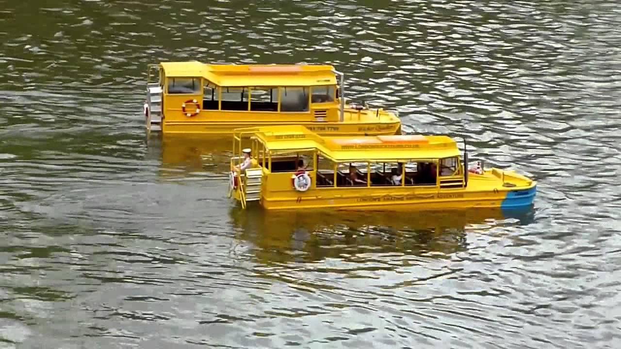 Duck Tour Lake