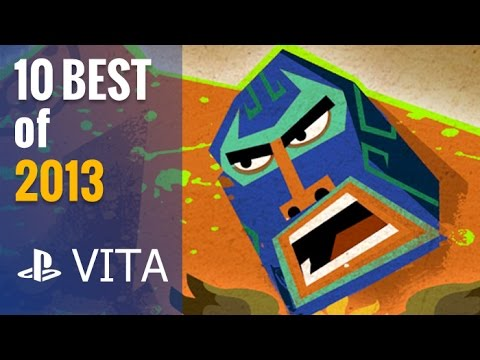 10 Best PS Vita Games of 2013