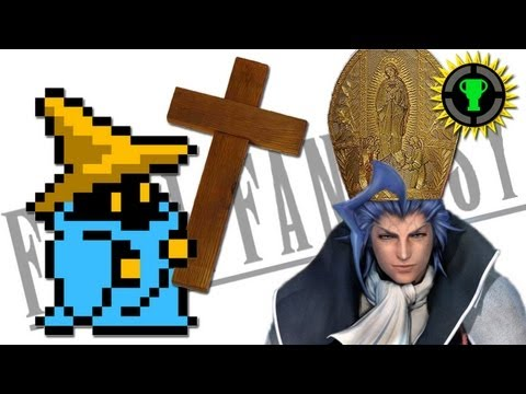Game Theory: Why Final Fantasy is Anti Religion