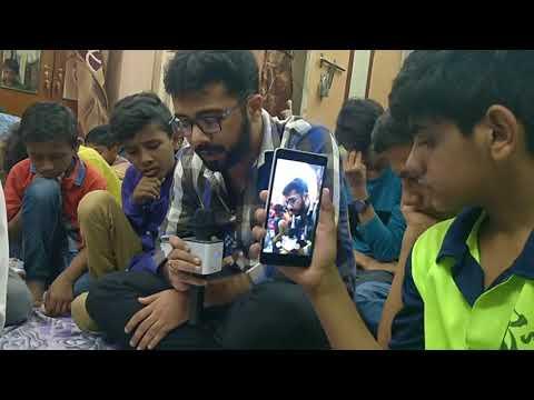 Shab E Jumma Program Ahmedabad Marsiya Nohay Matam Ali Raza Gadeeri Mohmmad Ali Ali Akbar Ali 2018