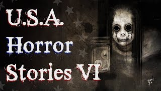 5 Scary TRUE USA Horror Stories [Pennsylvania, Louisiana, West Virginia, Hawaii, Rhode Island] Vol.6