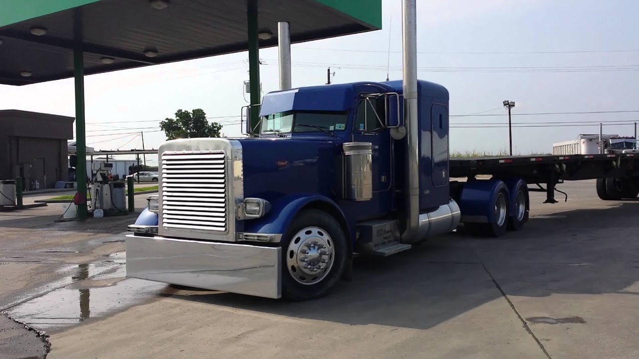 Peterbilt 379 Sweet Ride Youtube