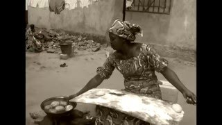 Femme africaine - ma mère -
