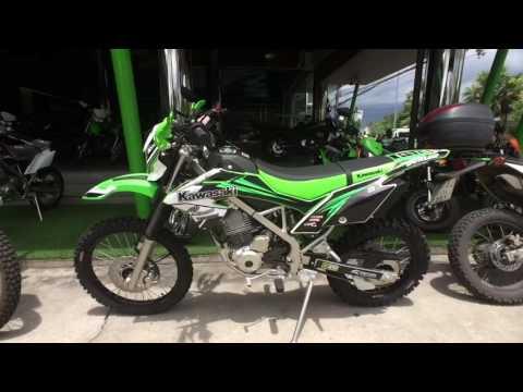 2016 Kawasaki KLX150
