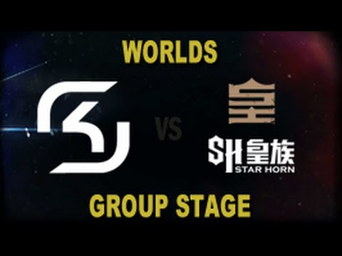 SK vs SHR - 2014 World Championship Groups A and B D3G2