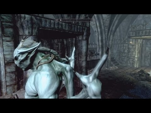 Skyrim: Dawnguard - Let's Play as Vampire # 1 in [HD]