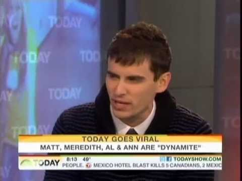Mike Tompkins Recreates Dynamite Video With Today Show Hosts video