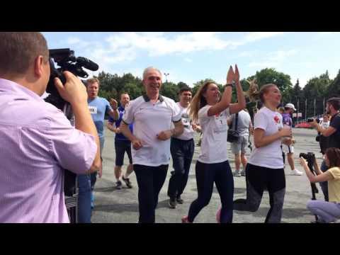 Благотворительный забег «Дари добро» 2016 в Ульяновске