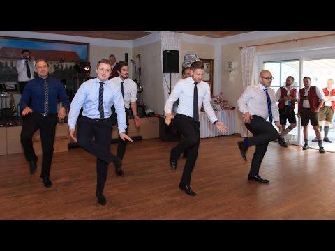 Hochzeits-Flashmob Rock mi