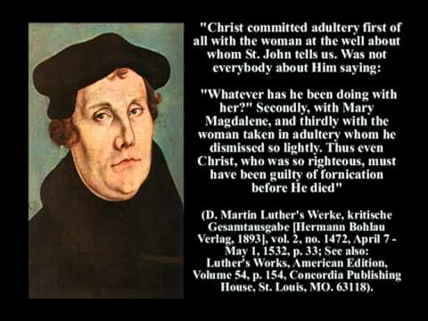 martin luther and the 95 theses timeline