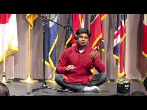 Vatapi Ganapathim Bhaje-Hamsadhwani-IWC 2013-Instrumental-Live...