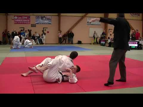 Championnat du Finistère Judo cadets MF