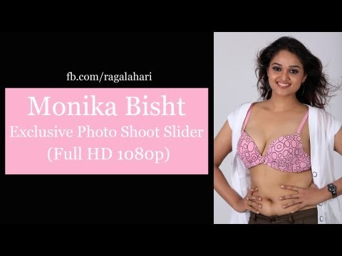 Monika Bisht Ragalahari Exclusive Photo Slider video