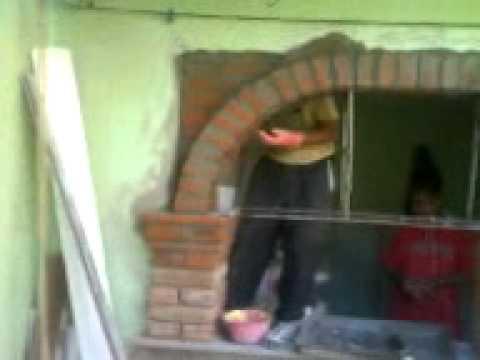 Arco de ladrillo rojo youtube - Arcos de ladrillo rustico ...