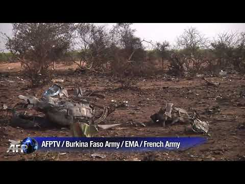 First images from Mali of wreckage of Air Algerie AH5017